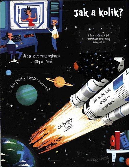 Náhled Otázky a odpovědi o vesmíru - Podívej se pod obrázek