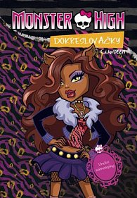 Monster High Dokreslovačky