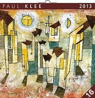 Kalendář 2013 poznámkový - Paul Klee, 30 x 60 cm