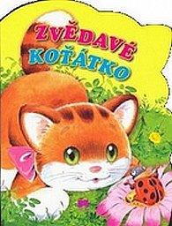 Zvědavé koťátko - leporelo