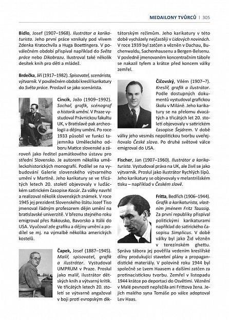 Náhled Napínavá doba - Politické karikatury (a satira) Čechů, Slováků a českých Němců