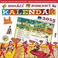 Domácí rodinný kalendář 2015