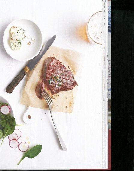 Náhled Hovory s řezníkem - Kuchařka pro dceru z masa a kostí