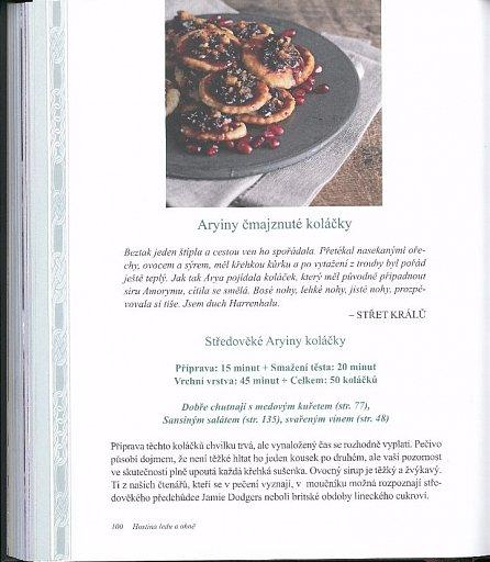 Náhled Hostina ledu a ohně - Oficiální kuchařský průvodce ke Hře o trůny