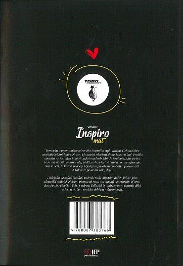 Náhled Voňavý Inspiromat - Tak trochu jiná kuchařka