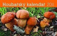 Kalendář 2011 - Houbařský s recepty (23,1x14,5) stolní