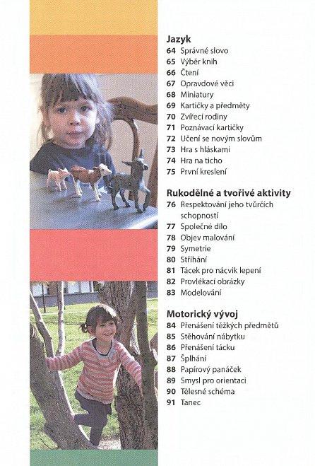 Náhled 100 vzdělávacích Montessori aktivit pro děti od 18 měsíců