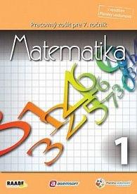 Matematika Pracovný zošit pre 7. ročník 1