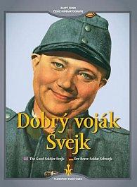 Dobrý voják Švejk - DVD (digipack)