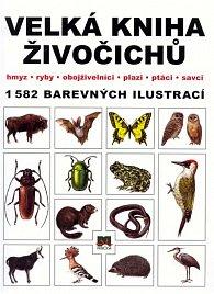 Velká kniha živočichů - 2. vydání