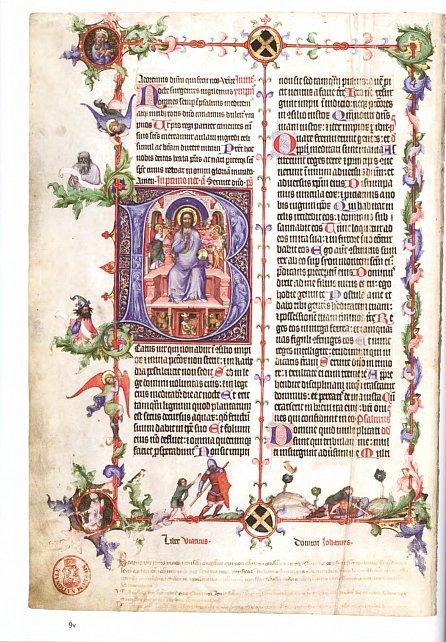 Náhled Liber viaticus Jana ze Středy
