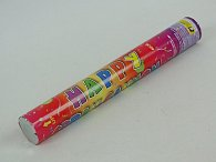 Konfety vystřelovací - v tubě 38 cm