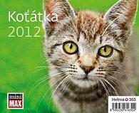 Kalendář stolní 2012 - MiniMax - Koťátka