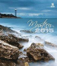 Kalendář nástěnný 2015 - Mystery