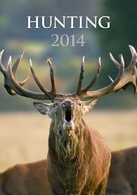Kalendář 2014 - Myslivost - nástěnný
