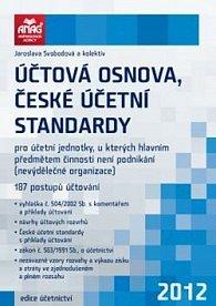 Účtová osnova, České účetní standardy