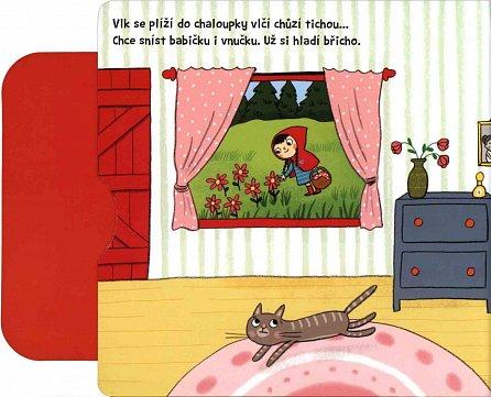 Náhled Červená karkulka - Minipohádky