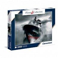 Puzzle Plisson Collection 1000 dílků Záchranářská loď