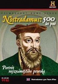 Nostradamus: 500 let poté - DVD digipack
