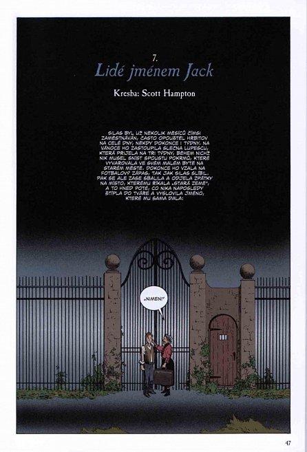 Náhled Druhá kniha hřbitovní
