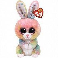 Beanie Boos BUBBY – barevný zajíček