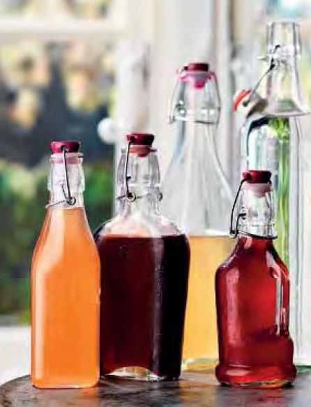Náhled Domácí nápoje s alkoholem i bez něj