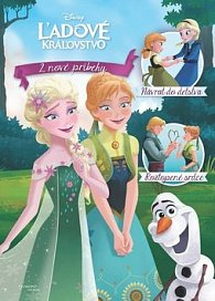 Ľadové kráľovstvo Návrat do detstva Roztopené srdce