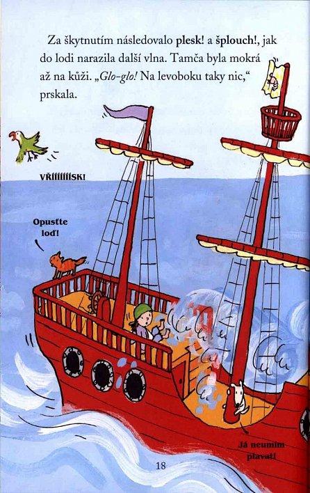 Náhled Tři malé pirátky