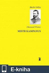 Mistr Kampanus (E-KNIHA)