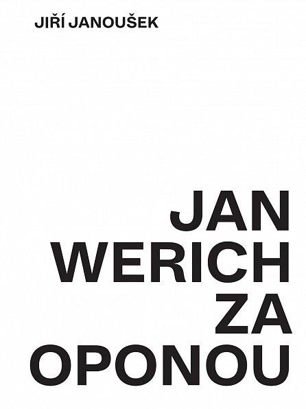 Náhled Jan Werich za oponou