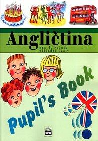 Angličtina pro 4.r.ZŠ Pupiľs Book