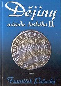 Dějiny národu českého II.