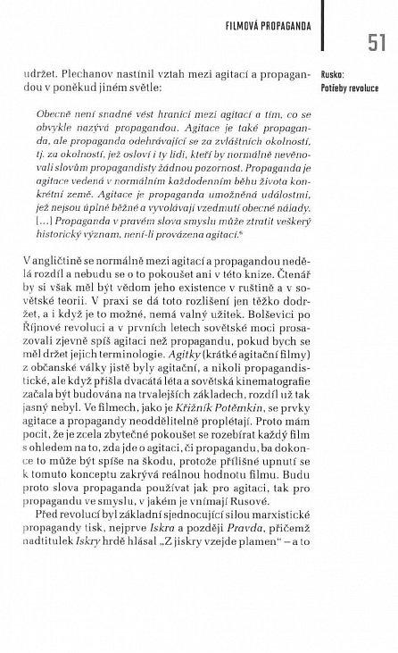 Náhled Filmová propaganda - Sovětské Rusko a nacistické Německo