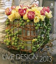 Kalendář nástěnný 2013 - Live Design