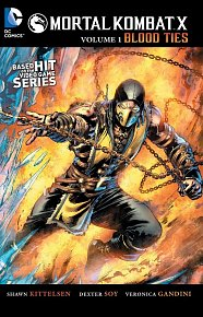 Mortal Kombat X (2015) Vol. 1: Blood Ties
