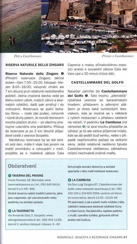 Náhled Sicílie - Poznejte