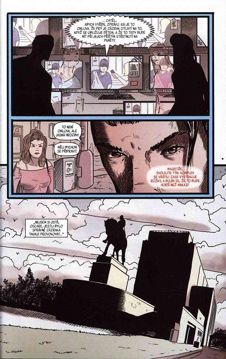Náhled Blesk komiks 07 - Dechberoucí zázrak - Návrat doktora Fausta 6/2016