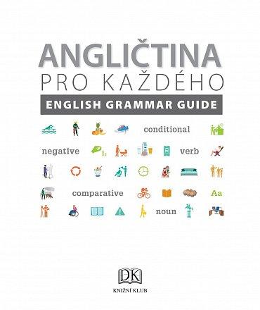 Náhled Angličtina pro každého, průvodce anglickou gramatikou