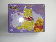 Disney-Medvídek Pú - vitráž