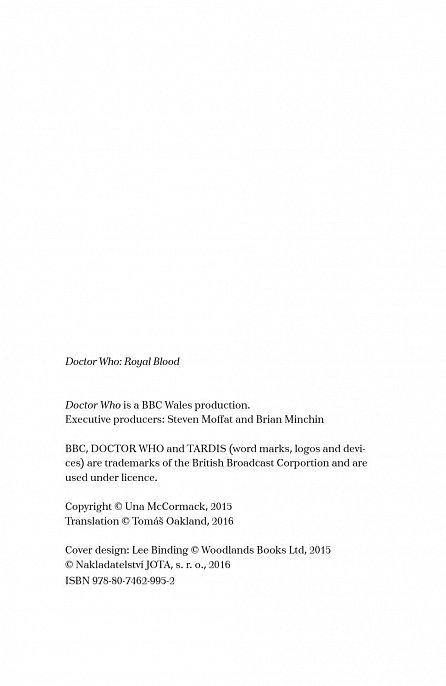 Náhled Doctor Who: Královská krev