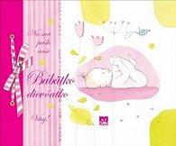 Na svet prišlo naše Bábätko dievčatko Vitaj!