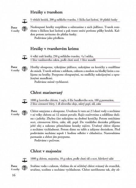 Náhled Česká domácí kuchařka