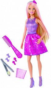 Barbie s kouzelnými vlasy