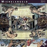 Kalendář 2011 - Michelangelo Buonarotti (30x60) nástěnný poznámkový