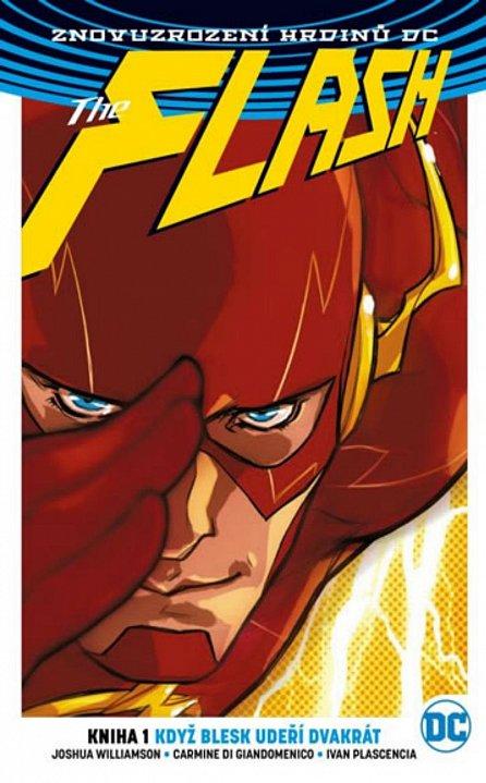 Náhled Flash 1 - Blesk udeří dvakrát