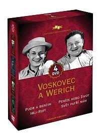 Voskovec a Werich - 4DVD