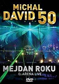 Michal David - Mejdan roku - DVD