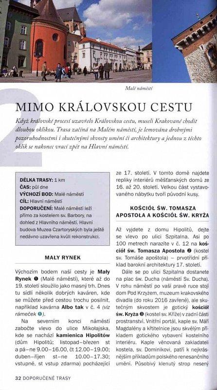 Náhled Krakov - Poznejte