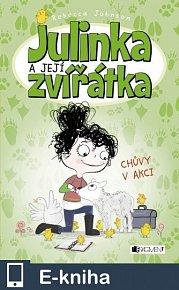 Julinka a její zvířátka – Chůvy v akci (E-KNIHA)