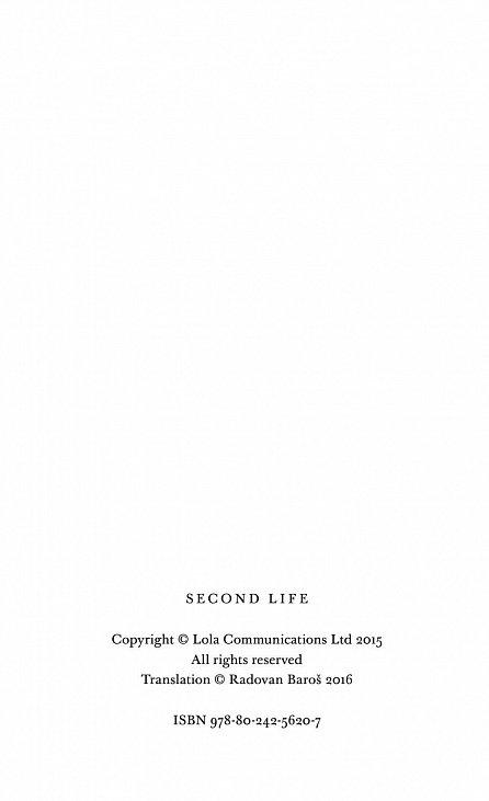 Náhled Druhý život